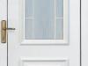 bejárati ajtó üvegezése