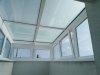 télikert üveg tetővel 3 kerület