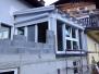 Terasz beépítés Tirolban