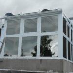 terasz beépítése hőszigetelt üveggel